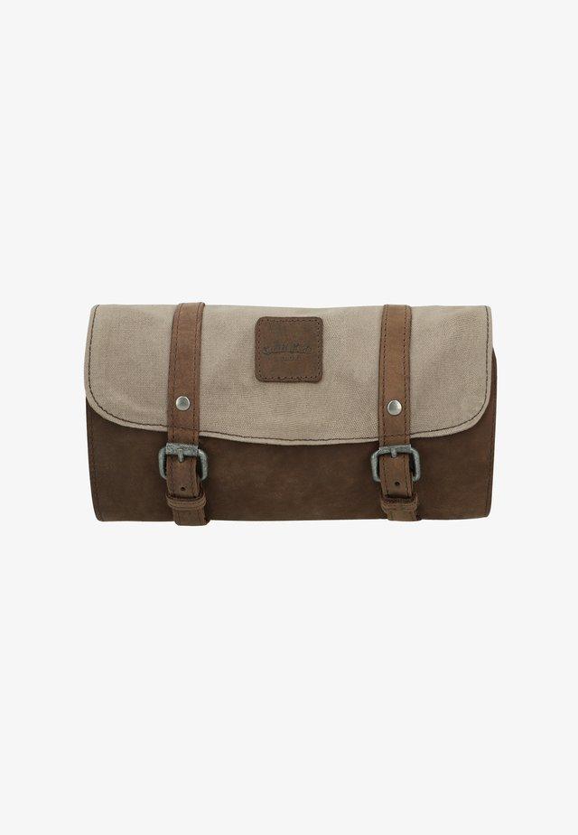 RODNEY - Kosmetická taška - khaki