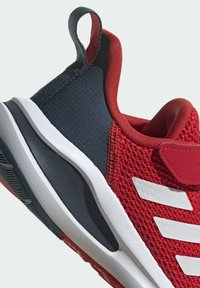 adidas Performance - FORTARUN SCHUH - Neutral running shoes - red - 8