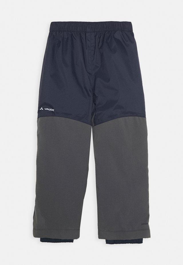 KIDS ESCAPE PADDED PANTS III - Pantalon de ski - eclipse