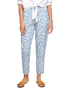 s.Oliver - Trousers - blue lagoon aop - 4