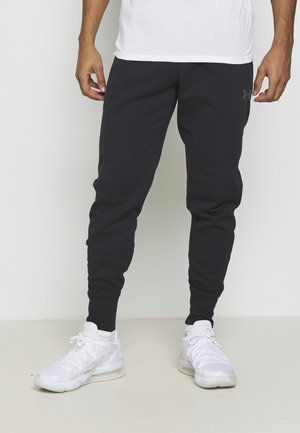 BASELINE - Tracksuit bottoms - black