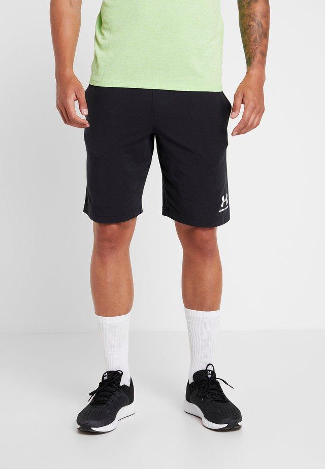 SPORTSTYLE SHORT - Short de sport - black/white