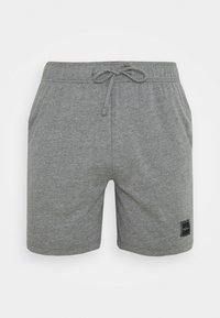 Hollister Co. - LOUNGE BOTTOM SHORTS - Pyjama bottoms - white wash - 0