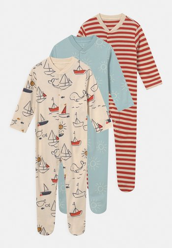 BABY NAUTICAL 3 PACK UNISEX - Pijama de bebé - multi-coloured