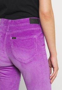 Lee - BREESE - Pantalones - purple - 4