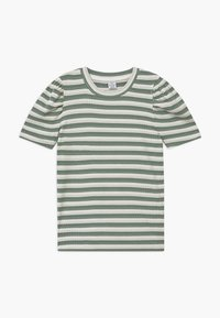 Lindex - TEENS LOLA - Print T-shirt - light dusty green - 0