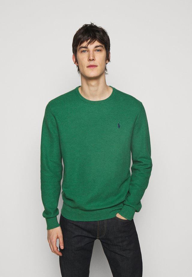 LONG SLEEVE - Jumper - potomac green