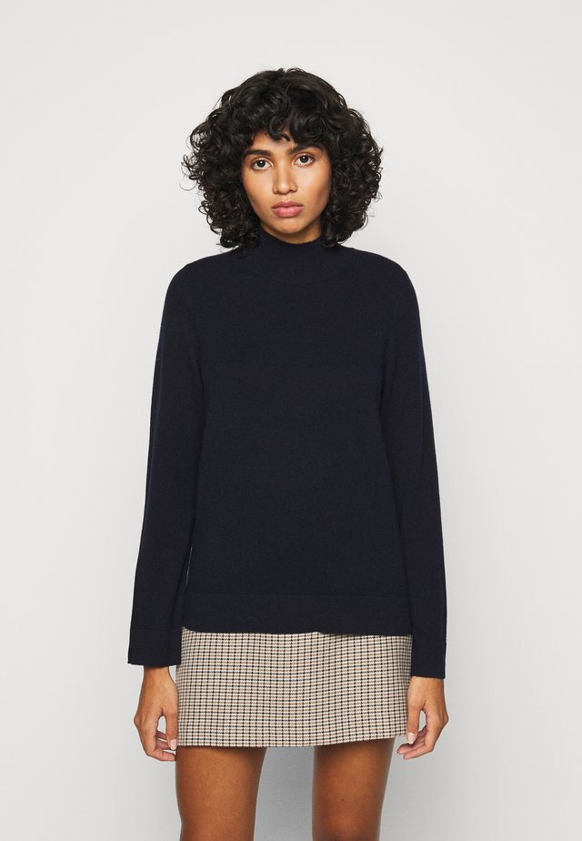 SWEATER - Jumper - navy