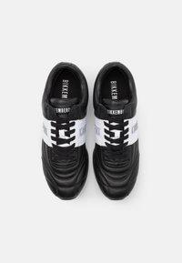 Bikkembergs - BARTHEL - Trainers - black/white - 3