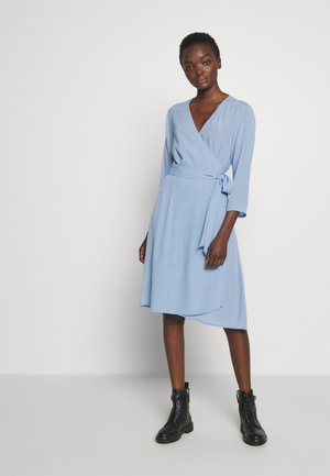 JUNELLE - Day dress - cerulean blue