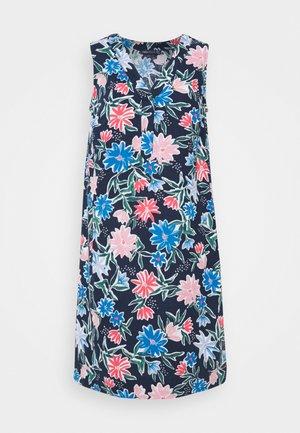 FLORAL SHIFT - Denní šaty - multi coloured