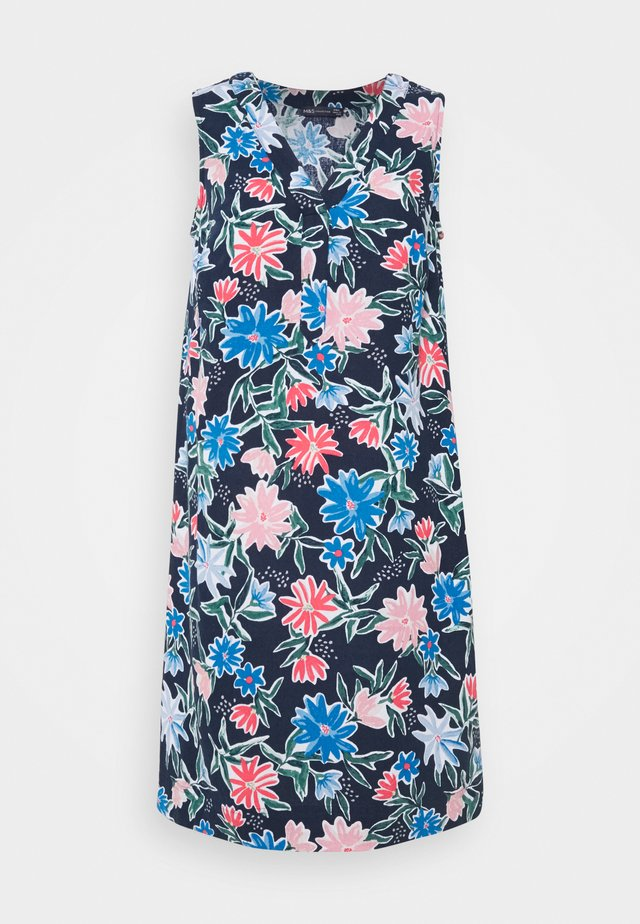 FLORAL SHIFT - Korte jurk - multi coloured