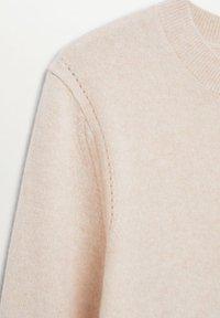 Mango - BAHIA - Sweter - světle/pastelově šedá - 6