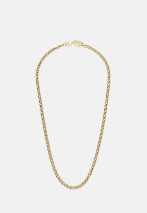 MAZE UNISEX - Necklace - gold-coloured