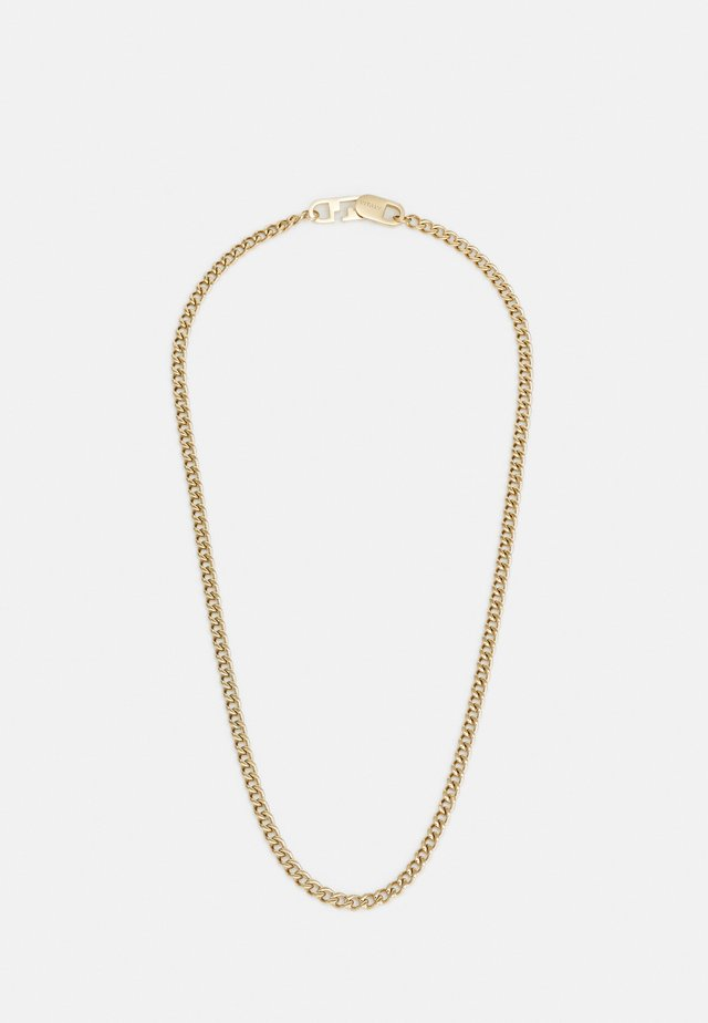 MAZE UNISEX - Halsband - gold-coloured