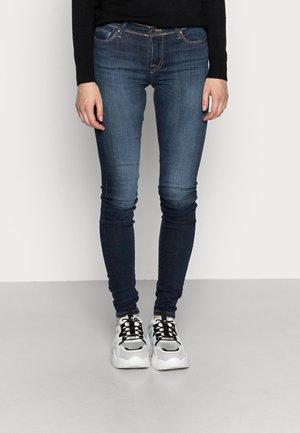 ONLSHAPE - Jeans Skinny Fit - dark blue denim