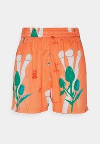 Carhartt WIP - TOM KRÓL FLOWERS - Shorts - shrimp - 6