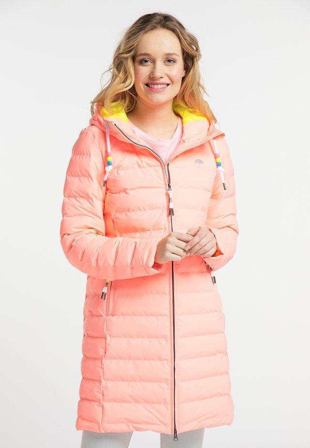 Vinterfrakker - neon orange