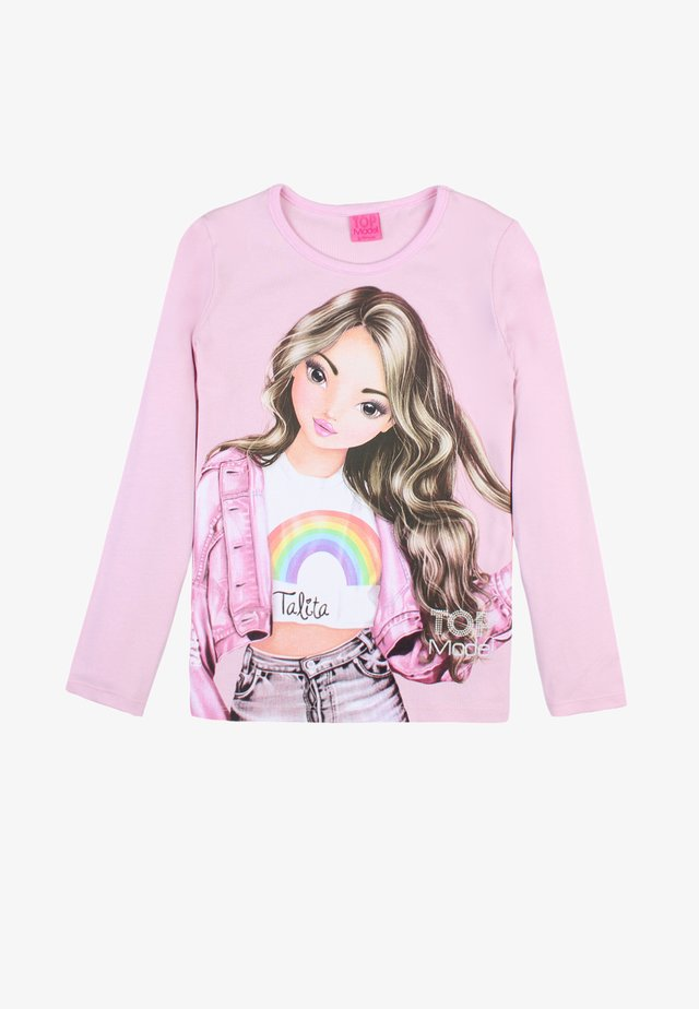 TOP MODEL - Sweatshirt - pink lady