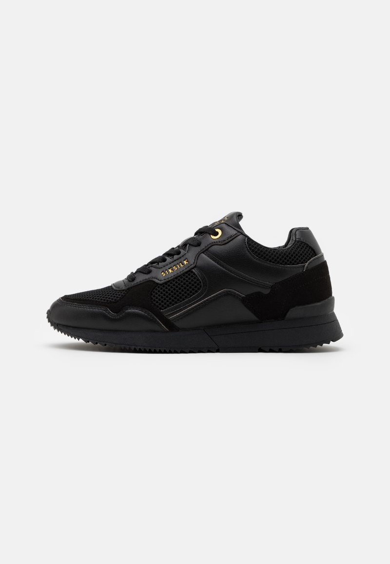 SIKSILK - MONACO - Sneakers laag - black