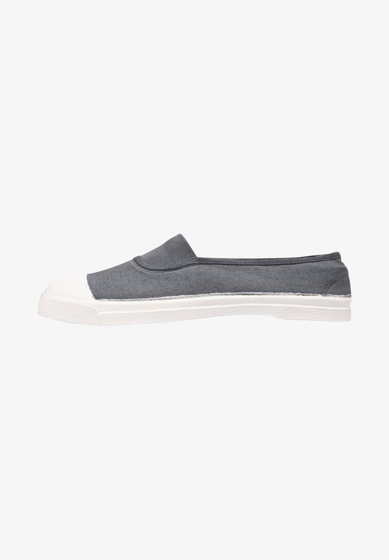 Bensimon - ELASTIC - Slip-ons - grey