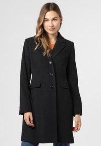 Franco Callegari - Classic coat - anthrazit - 0