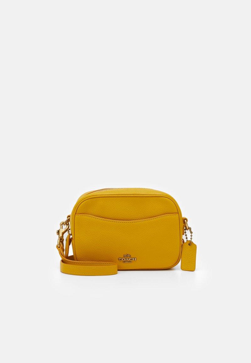 Coach - CAMERA BAG - Across body bag - lemon