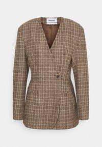 Weekday - SHARP  - Short coat - brown - 3