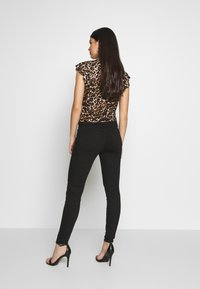 River Island - Jeansy Skinny Fit - coal - 2