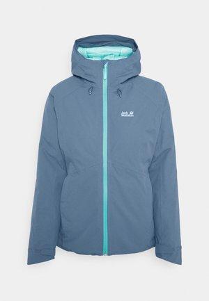 ARGON STORM JACKET  - Winter jacket - frost blue