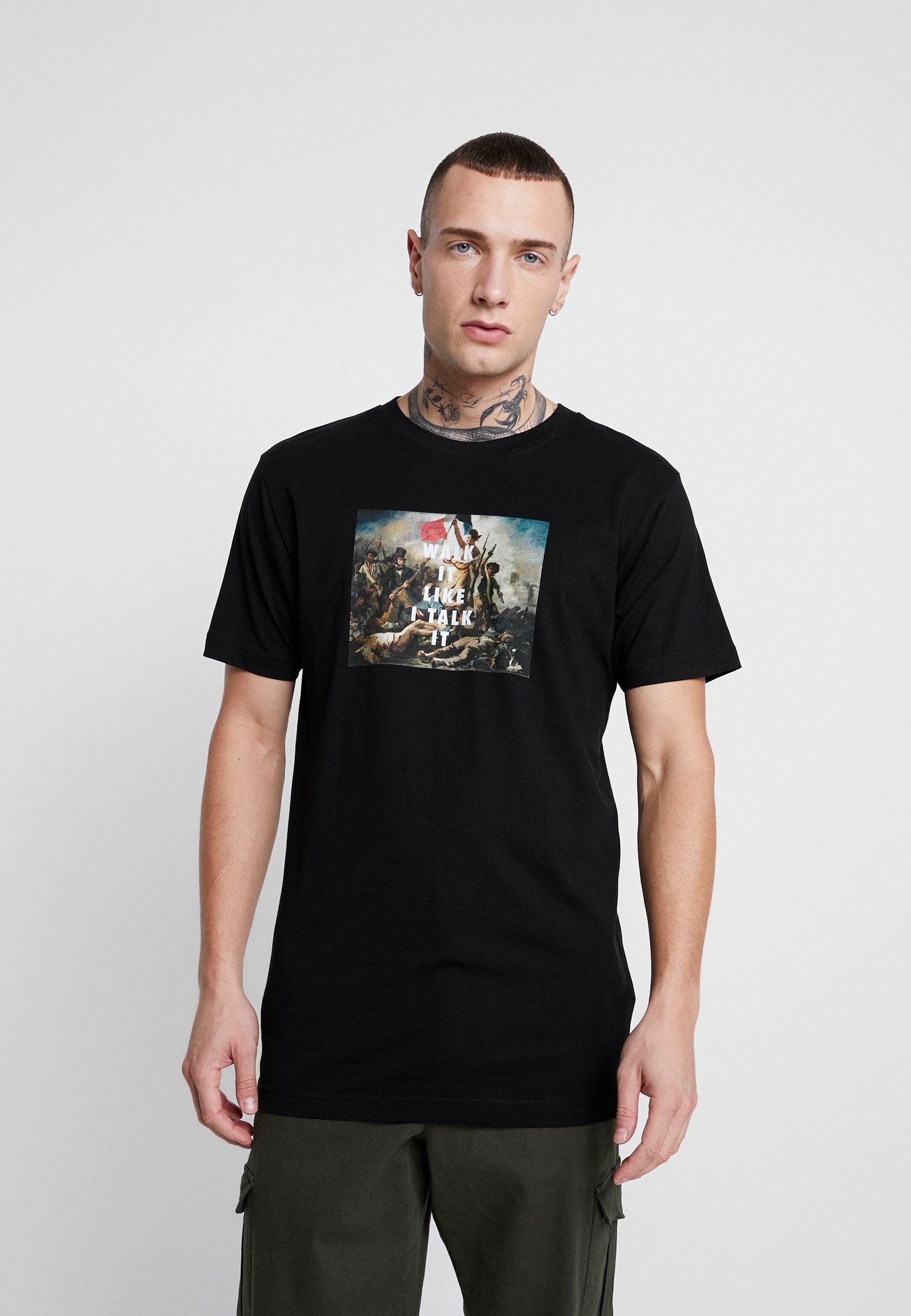 Men WALK IT TEE - Print T-shirt