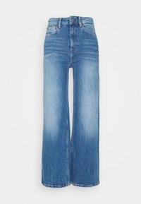 Pepe Jeans - LEXA SKY HIGH - Vaqueros rectos - denim - 0