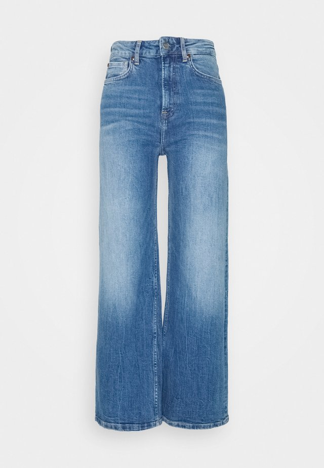 LEXA SKY HIGH - Straight leg jeans - denim