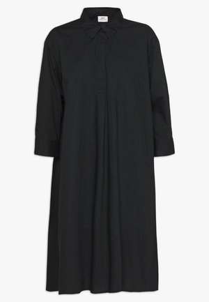 JDYSIF LONG SHIRT DRESS - Shirt dress - black