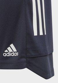 adidas Performance - JUVENTUS TRAINING SHORTS - Sports shorts - blue - 3