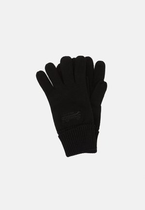 ORANGE LABEL - Gloves - black
