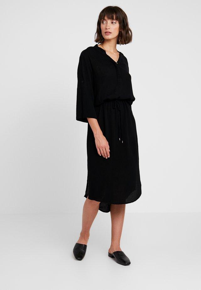 ZAYA DRESS - Sukienka letnia - black