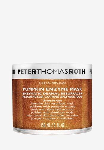 PUMPKIN ENZYME MASK - Face mask - -