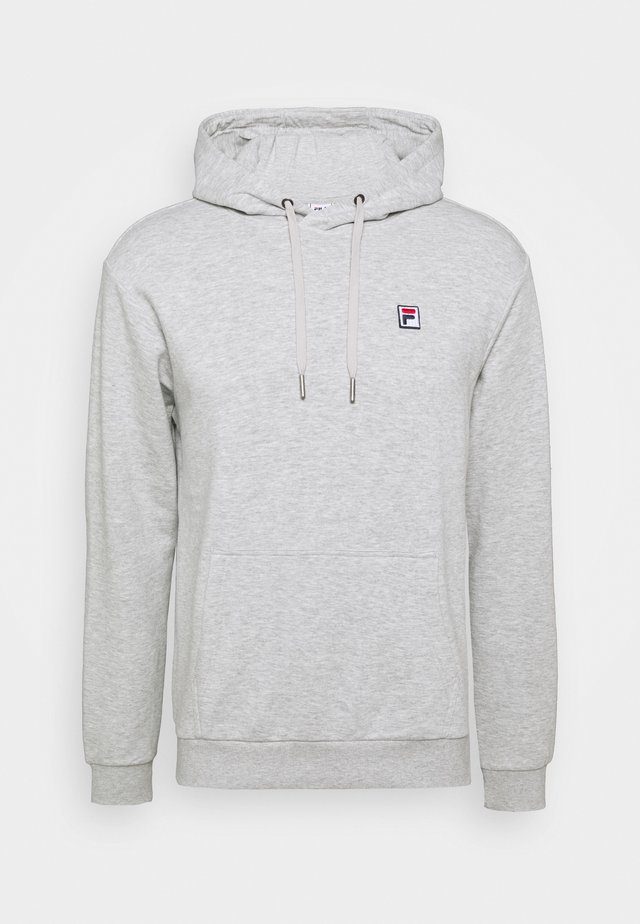 HOODY - Huppari - light grey melange