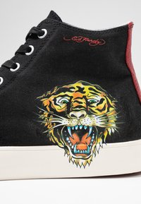 Ed Hardy - FIERCE TOP - Sneakers high - black - 5