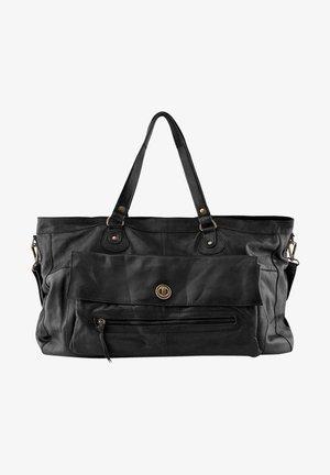 TOTALLY ROYAL  - Weekend bag - black
