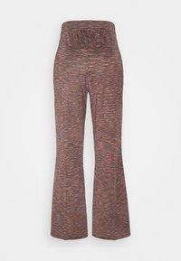 M Missoni - PANTALONE - Trousers - black/multicolor - 1