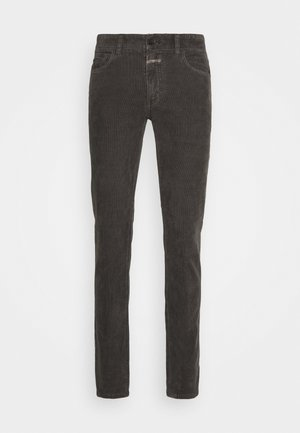 UNITY SLIM - Trousers - dark lava