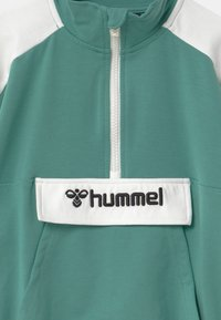 Hummel - VALERIE LONG UNISEX - Sweatshirt - oil blue - 2