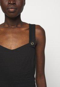 Pinko - ALLEGRO ABITO  - Pouzdrové šaty - black - 6