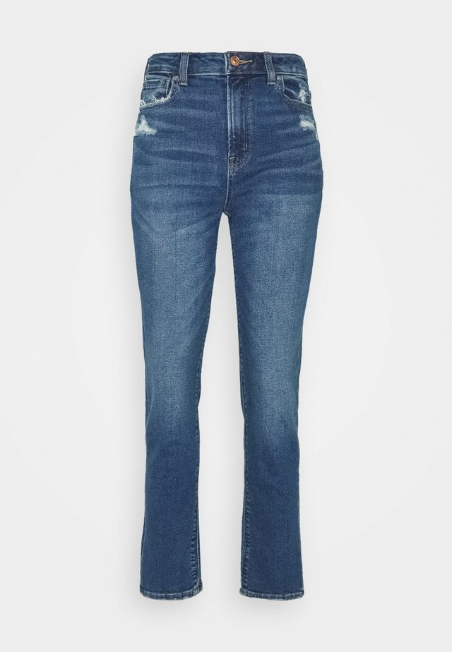 MOM - Slim fit jeans - darkest dazzler