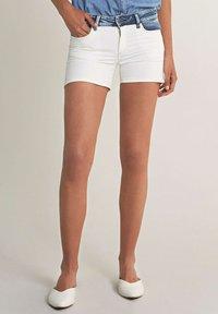 Salsa - Denim shorts - weiß - 0