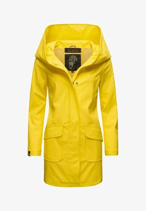 DELISHAA - Parka - dark yellow
