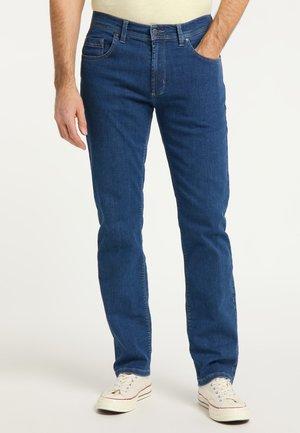 RANDO MEGAFLEX - Straight leg jeans - blau