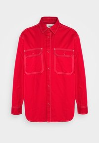 Carhartt WIP - GREAT MASTER - Button-down blouse - cardinal - 4